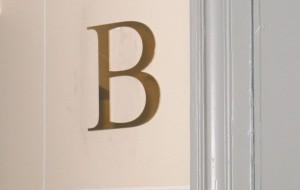 Pour nommer vos accès ou vos bâtiments