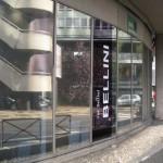 Sign-capitale Signalétique externe - Habillage du RDC du bâtiment