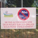 Sign-Capitale Signalétique extérieure - Panneau extérieur alu vernis anti-graffiti