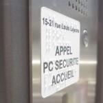 Signalétique pc sécurité PMR