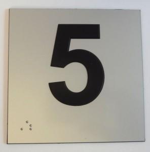 Numéro étage ERP