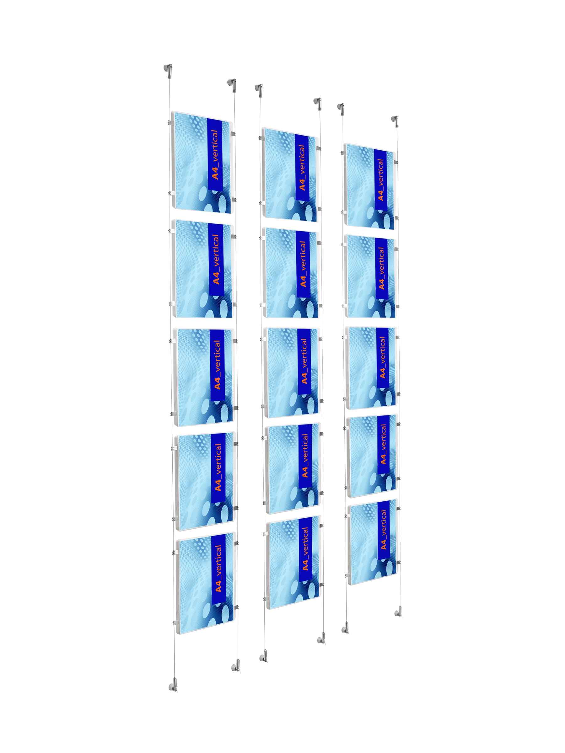 Affichage vitrine for Fabricant panneau publicitaire exterieur