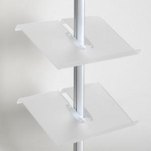 Pore brochure pour colonne aluminium