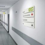 panneau modulaire pour couloirs bureaux