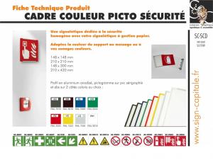 cadres couleurs pour picto
