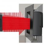 Sign-capitale - Signalétique - Fixation mur FIX