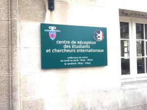 signalétique administrative extérieure et prefecture