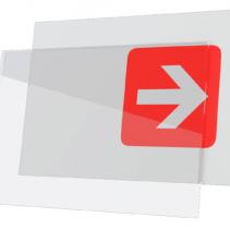 Sign-capitale - Signalétique - planche A4 horizontale