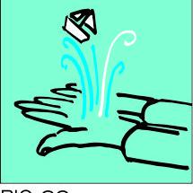 Sign-Capitale-Plaque porte jeux eau PICTOCAP