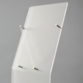 Sign-Capitale - Totem intérieur signalétique et publicié