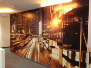 Personnalisez vos murs avec des impressions sur mesure - Décor adhésif intérieur