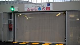 affichage sécurité et branding immeuble