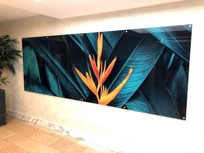 panneau mural décor intérieur