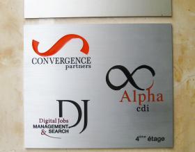 alpha cdi plaque aluminium