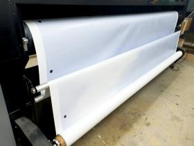 imprimante bâche pour signalétique